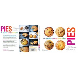 PIES 40 tourtes sensationnelles