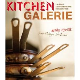 KITCHEN GALERIE 2 chefs 22 ingr'dients 88 recettes