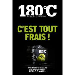 180øC Des recettes et des hommes vol1 (printemps été 2013)