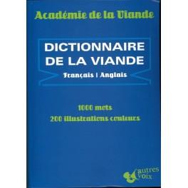 DICTIONNAIRE DE LA VIANDE (Français/Anglais)