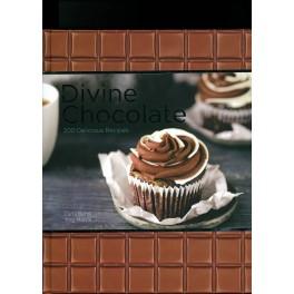 DIVINE CHOCOLATE 200 Delicious recipes (anglais)