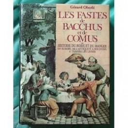 LES FASTES DE BACCHUS ET DE COMUS