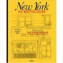 NEW YORK LES RECETTES CULTE (petit format)