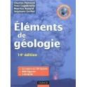 ÉLÉMENTS DE GÉOLOGIE 14e ÉDTION