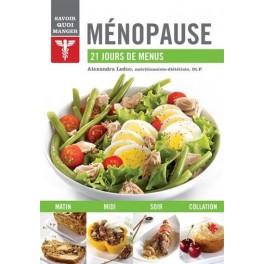 MENOPAUSE 21 jours de menus