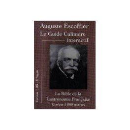 DVD: LE GUIDE CULINAIRE INTERACTIF VERSION 1.06 FRANCAIS