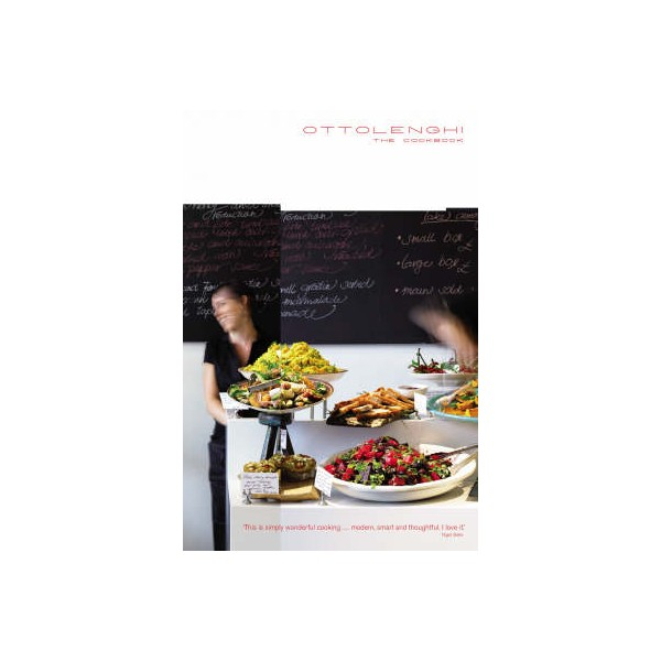 Ottolenghi the cookbook anglais librairie gourmande - Chef de cuisine en anglais ...