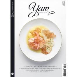 YAM YANNICK ALLENO MAGAZINE N° 18 mars-avril 2014