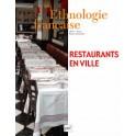 RESTAURANTS EN VILLE ETHNOLOGIE FRANCAISE 2014