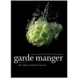 PROFESSIONAL GARDE MANGER A COMPREHENSIVE GUIDE TO COLD FOOD PREPARATION (ANGLAIS)