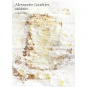 ALEXANDRE GAUTHIER, CUISINIER. LA GRENOUILLÈRE