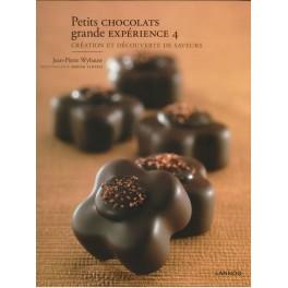 PETITS CHOCOLATS GRANDE EXPERIENCE 4 : CREATION ET DECOUVERTE DE SAVEURS