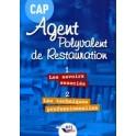CAP AGENT POLYVALENT DE RESTAURATION