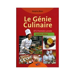 LE GENIE CULINAIRE BTS 1ERE ANNEE VERSION ELEVE