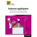 CAP - SCIENCES APPLIQUÉES