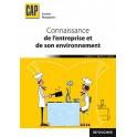 CAP - CONNAISSANCE DE L'ENTREPRISE ET DE SON ENVIRONNEMENT