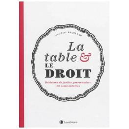 LA TABLE & LE DROIT