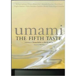 UMAMI THE FIFTH TASTE (anglais)
