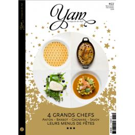 YAM YANNICK ALLENO MAGAZINE n°22 Novembre-Décembre 2014