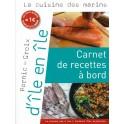 LA CUISINE DES MARINS CARNET DE RECETTES A BORD