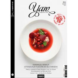YAM YANNICK ALLENO MAGAZINE N°23 JANVIER-FEVRIER 2015