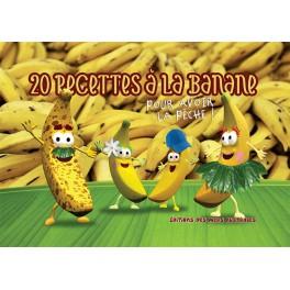 20 RECETTES A LA BANANE