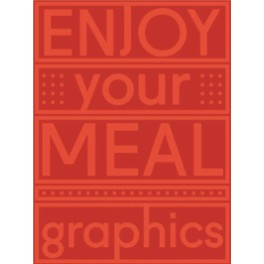 ENJOY YOUR MEAL GRAPHICS