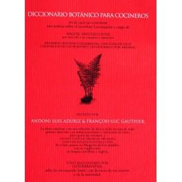 DICCIONARIO BOTANICO PARA COCINEROS