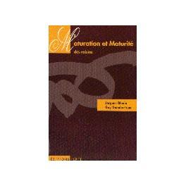 MATURATION ET MATURITE DES RAISINS