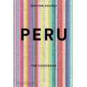 PERU THE COOKBOOK (anglais)