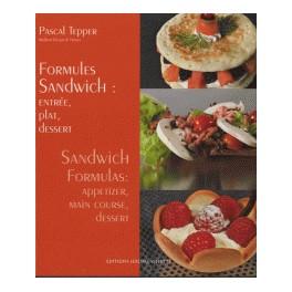 FORMULES SANDWICH ENTREE PLAT DESSERT FRANCAIS ANGLAIS