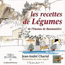 LES RECETTES DE LÉGUMES DE L'OUSTAU DE BAUMANIÈRE