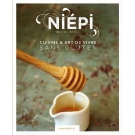 NIEPI cuisine & art de vivre sans gluten Volume 6 Été 2015