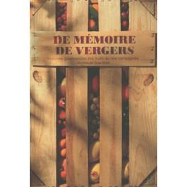 DE MEMOIRE DE VERGERS HISTOIRES GOURMANDES DES FRUITS DE NOS CAMPAGNES