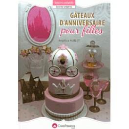 GATEAUX D'ANNIVERSAIRE POUR FILLES