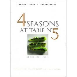 4 SEASONS AT TABLE Nø5 : MEURICE (ANGLAIS)