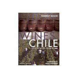 WINES CHILE (ANGLAIS)