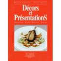 DECORS ET PRESENTATIONS : ASSIETTES PLATS BUFFETS FROIDS
