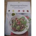SUPERGRAINES - Graines de chia, de lin, de courge, ou germées, quinoa, fonio, millet, épeautre...