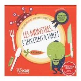 LES MONSTRES... S'INVITENT A TABLE