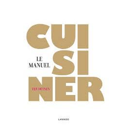 TER DUINEN - CUISINER LE MANUEL