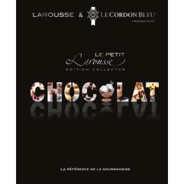 LE PETIT LAROUSSE DU CHOCOLAT (collector)