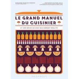 LE GRAND MANUEL DU CUSINIER