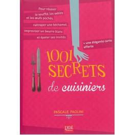 1001 SECRETS DE CUISINERS